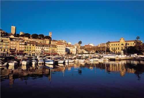 Cannes - Le Suquet